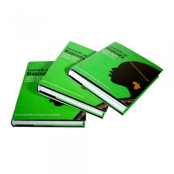 Color Printed Hardcover Notebooks