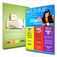 Full Color Posters Printing